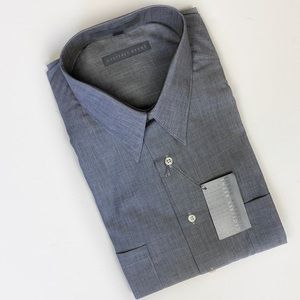 Geoffrey Beene Long Sleeve Button Down Shirt